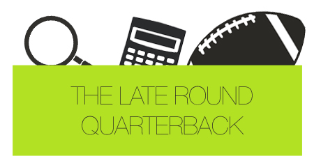 The Late Round Quarterback: 2013 Edition